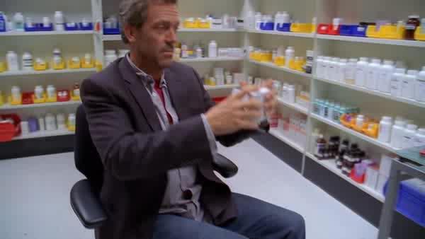 Dr. House - 02x07 - Lovci