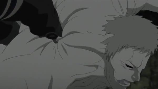 BORUTO 52: Sasukeho stín