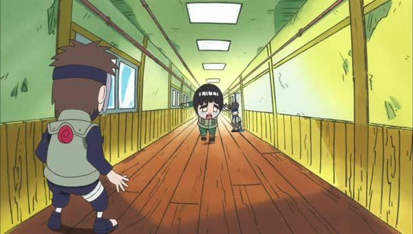 Naruto SD 5: Naučím Konohamaru Kenpo / Své šťastné spodky jsem si schoval na trénink - NARUTO-SHIPPUDEN.EU