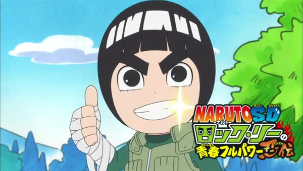 Naruto SD 7: Orochimaru je štír skupiny B / Milostné dopisy jsou naprostá past - BORUTO.EU