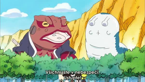 Naruto SD 8: I Hokage může vyplešatět / Orochimaru je neodbytný - BORUTO.EU