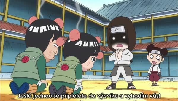 Naruto SD 9: Hinata je Nejiho sestřenka / Hinatinou slabinou je Naruto