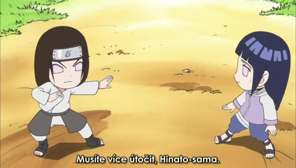Naruto SD 9: Hinata je Nejiho sestřenka / Hinatinou slabinou je Naruto - BORUTO.EU