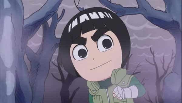 Naruto SD 10: Týmová práce je symbolem mládí / Viník je mezi námi - BORUTO.EU