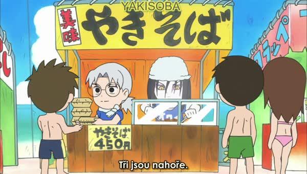 Naruto SD 15: Bazén se konečně otvírá / Extra veselý Orobazén - NARUTO-SHIPPUDEN.EU
