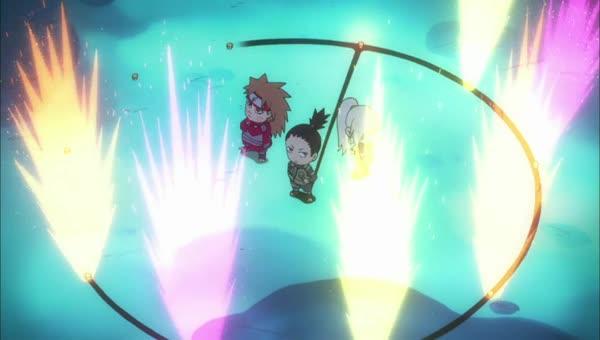 Naruto SD 18: Bum! Festival nindža ohňostrojů / Jej! Tenten se chová divně - BORUTO.EU