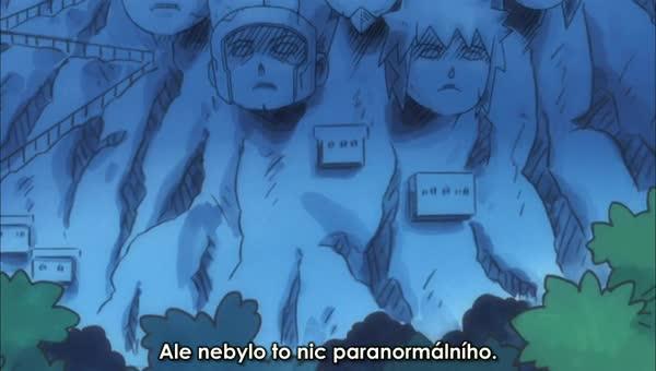 Naruto SD 21: Horká noc pro mrazivé příběhy / Hokageho slzy nejsou na ozdobu - NARUTO-SHIPPUDEN.EU