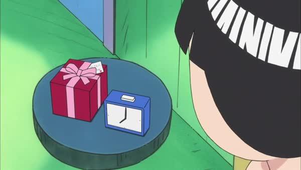 Naruto SD 25: Gaarova první láska! / Dárek od Orochimara! - NARUTO-SHIPPUDEN.EU