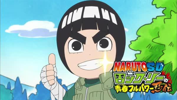 Naruto SD 27: Moje první pětihvězdičkové sushi! / Přátelství, snaha a vítězství! - BORUTO.EU