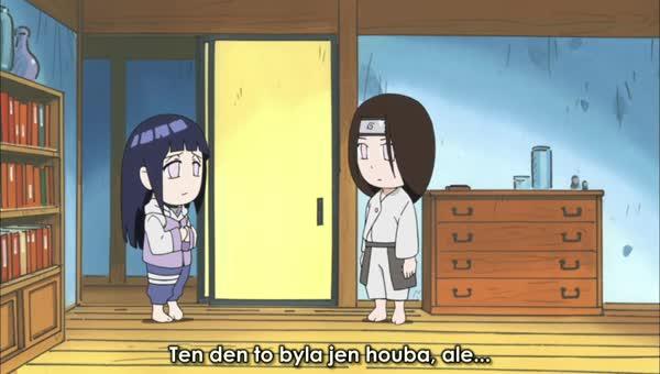 Naruto SD 28: Lovení hub Matsutake / Rozdělení Leeho a Nejiho - BORUTO.EU
