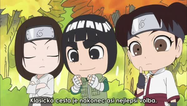 Naruto SD 29: Jsme tu, abychom přivítali Gaaru! / Ultimátní podzimní dieta!
