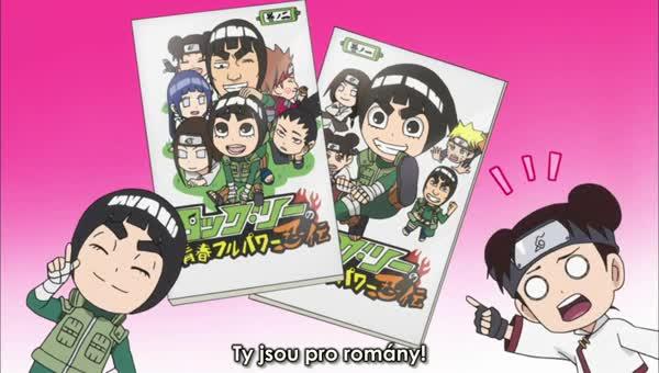 Naruto SD 32: Sakura je má sestřička! / Jeden hlas pro Rock Leeho! - BORUTO.EU
