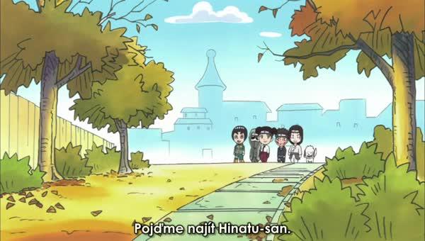 Naruto SD 35: Starat se o zvířata je dřina / Zavyjte na Naruta! - NARUTO-SHIPPUDEN.EU