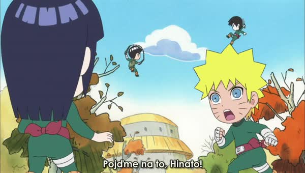 Naruto SD 37: Mistr Gai je nový Hokage! / IQ 200: To je opruz - BORUTO.EU