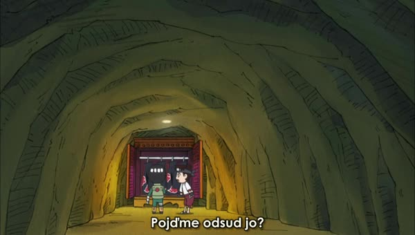 Naruto SD 38: Infiltrace do úkrytu Akatsuki! / Zoufalý plán na útěk! - BORUTO.EU