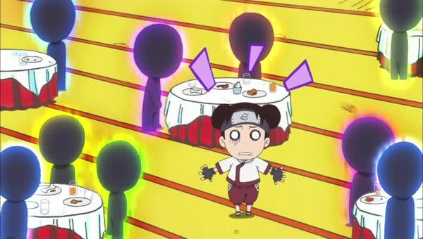 Naruto SD 39: Vánoce jsou poslední šancí pro lásku! / Úklid je příležitost zamést minulost pod koberec!