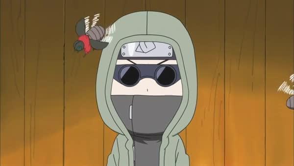 Naruto SD 42: Shino miluje hmyz / Tenten bojuje v dívčím zápase! - BORUTO.EU