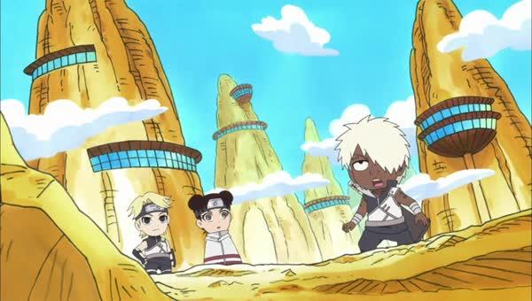 Naruto SD 44: Štáb si dá fazole později! / Raikage pod útokem! - NARUTO-SHIPPUDEN.EU