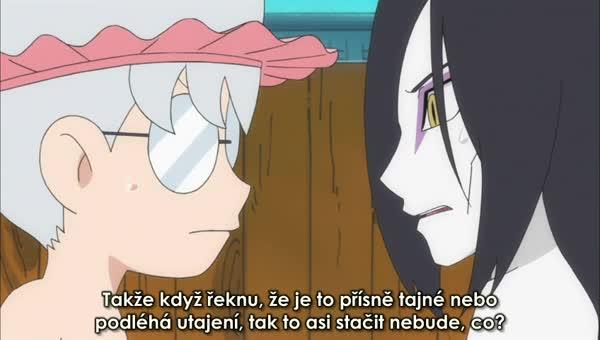 Naruto SD 46: Legendární Sannin, Jiraiya-sama / Infiltrace do dámských lázní - BORUTO.EU