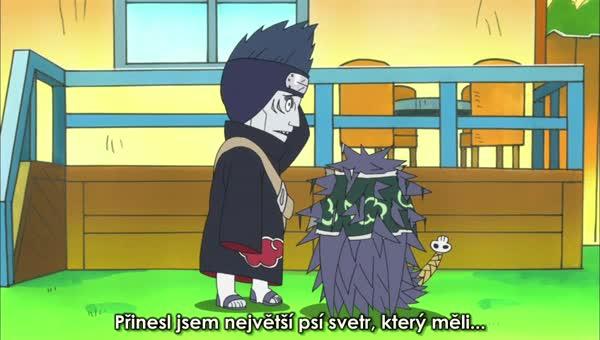 Naruto SD 47: Psi potřebují psí kamarády / Nindža, na kterého jste čekali! - BORUTO.EU