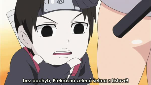Naruto SD 48: Yamato dostal misi! / Listová vesnice mrtvých!
