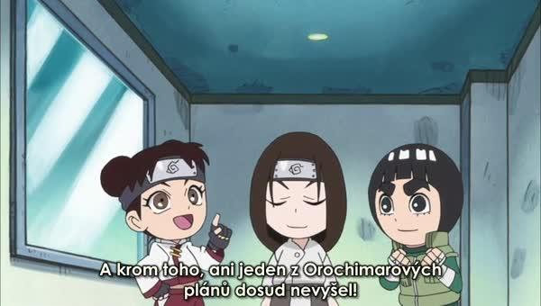 Naruto SD 48: Yamato dostal misi! / Listová vesnice mrtvých! - BORUTO.EU