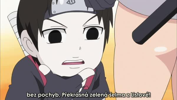 Naruto SD 48: Yamato dostal misi! / Listová vesnice mrtvých! - NARUTO-SHIPPUDEN.EU