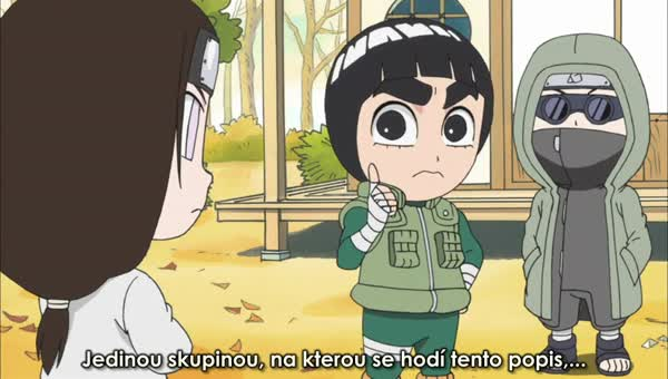 Naruto SD 49: Aliance za zničení Bílého dne! / Ukliďte panenky!