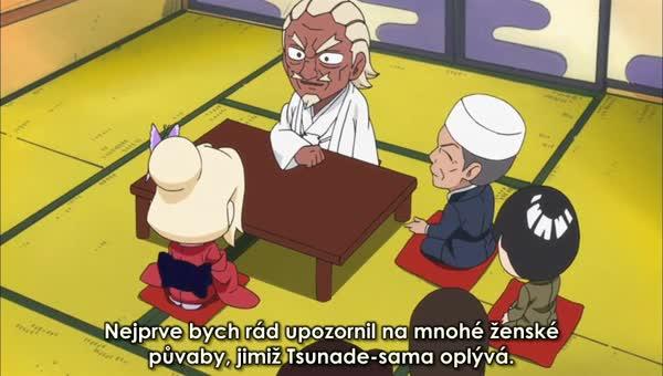 Naruto SD 50: Pečování o mistra Gaie! / Dohazovači pro Tsunade-sama! - NARUTO-SHIPPUDEN.EU