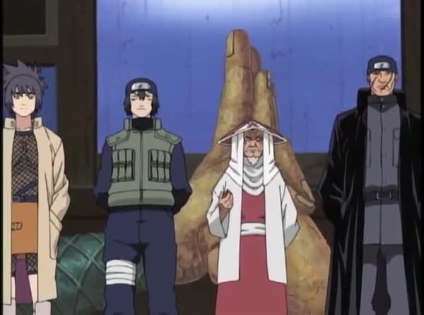 NARUTO 51: Stín, který se hýbe v temnotě! Nebezpečí stíhá Sasukeho! - BORUTO.EU