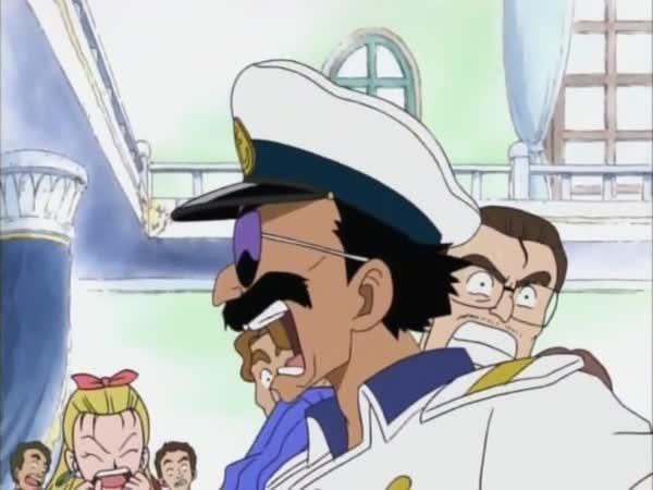 One Piece 001: Já jsem Luffy! Chlapek, co bude Pirátským králem!