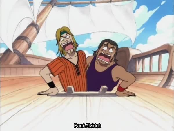 One Piece 1: Já jsem Luffy! Chlapek, co bude Pirátským králem! - BORUTO.EU