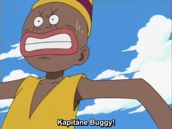 One Piece 5: Strach, tajemná síla! Pirátský klaun, kapitán Buggy! - BORUTO.EU