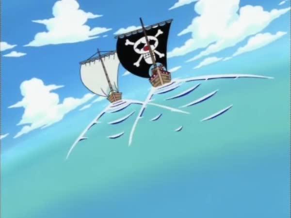 One Piece 009: Čestný lhář! Kapitán Usopp!