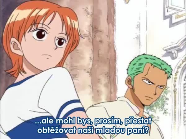 One Piece 010: Největší podivín! Hypnotizér Jango!