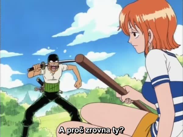 One Piece 013: Strašné duo! Bratři Nyabanovi vs. Zoro!