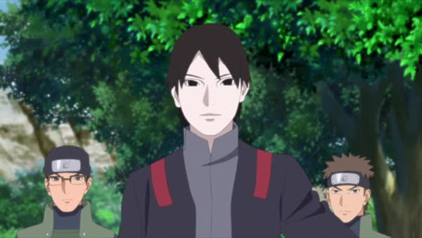 BORUTO 125: Boruto a Shinki