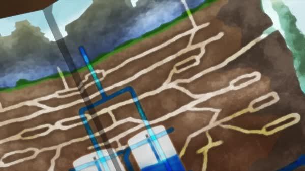BORUTO 145: Vypadněte z hradu Hozuki
