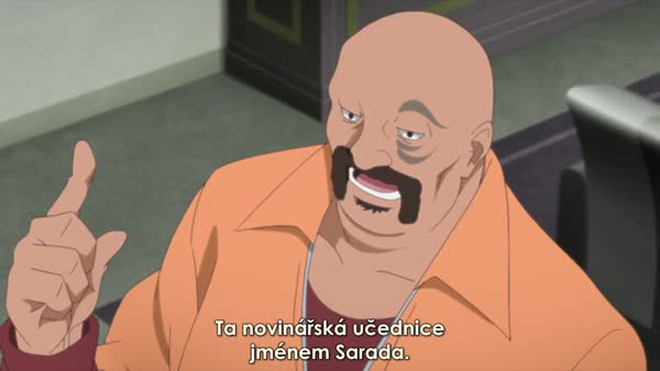 BORUTO 145: Vypadněte z hradu Hozuki - BORUTO.EU