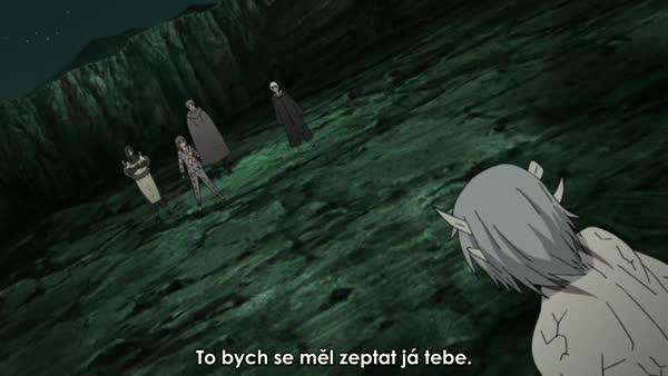 Naruto Shippuuden 418: Modrá šelma vs. Madara šesti cest