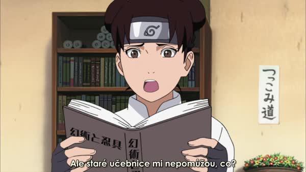 Naruto Shippuuden 427: Do světa snů - BORUTO.EU