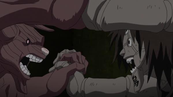 Naruto Shippuuden 429: Killer Beeho Rapkronika: Část první - Svitek nebe - BORUTO.EU