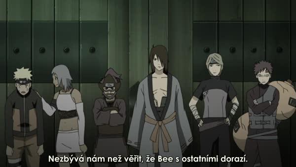 Naruto Shippuuden 430: Killer Beeho Rapkronika: Část druhá - Svitek země - BORUTO.EU