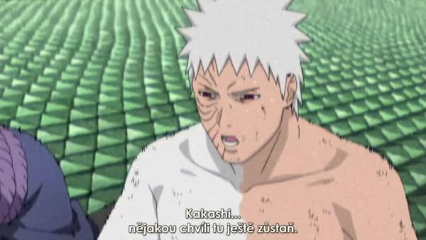 Naruto Shippuuden 473: Ještě jednou Sharingan - BORUTO.EU