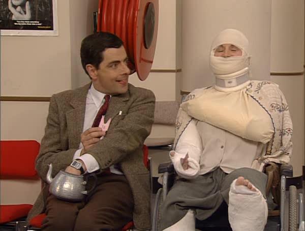 Mr.Bean 13 Dobrou noc, pane Beane