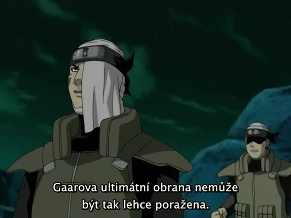 Naruto Shippuuden 7: Sprintující Kankurou - NARUTO-SHIPPUDEN.EU