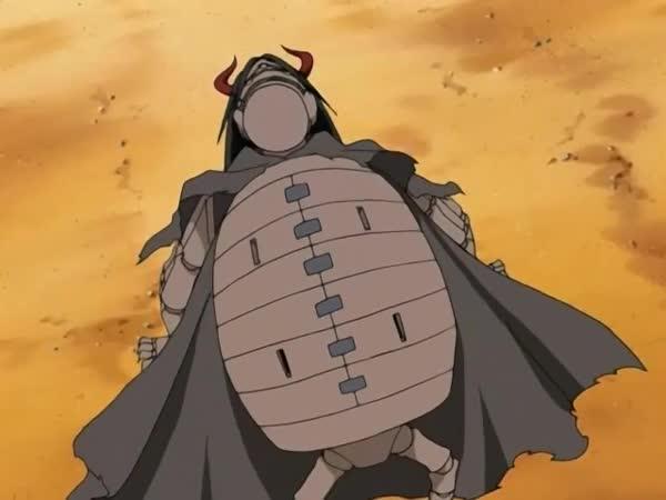 Naruto Shippuuden 008: Tým Kakashi vyráží!