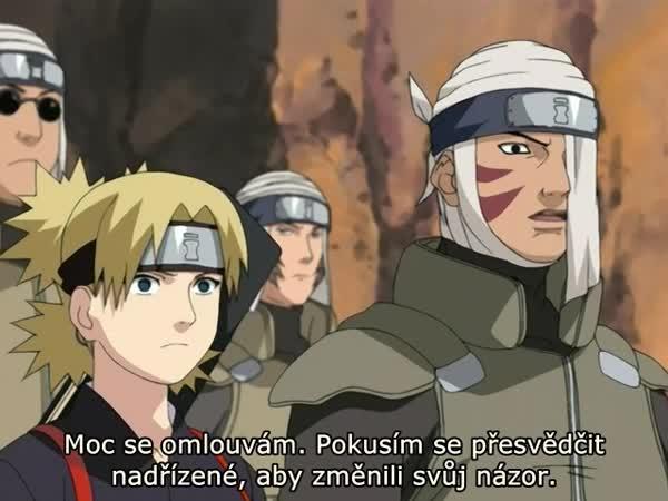 Naruto Shippuuden 12: Rozhodnutí staré důchodkyně - BORUTO.EU