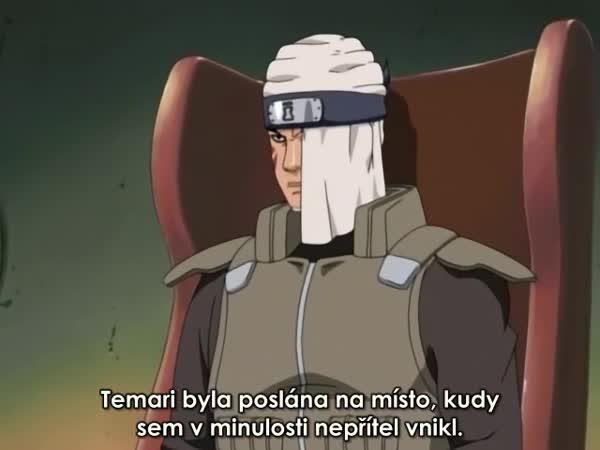 Naruto Shippuuden 16: Tajemství Jinchuurikiho - BORUTO.EU