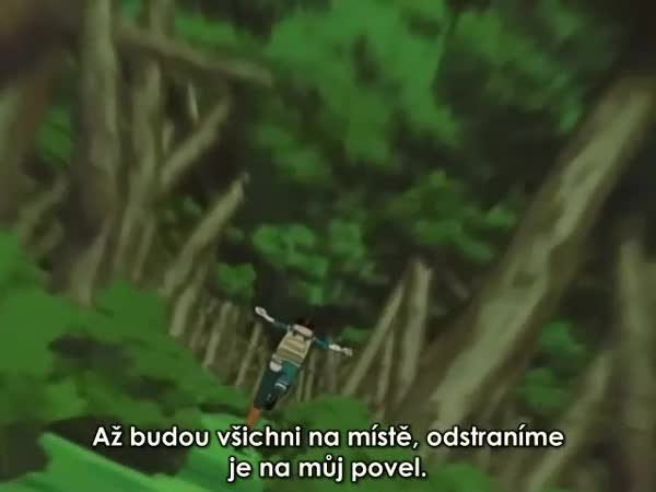 Naruto Shippuuden 18: Vstup! Útočně provokační nástup! - BORUTO.EU